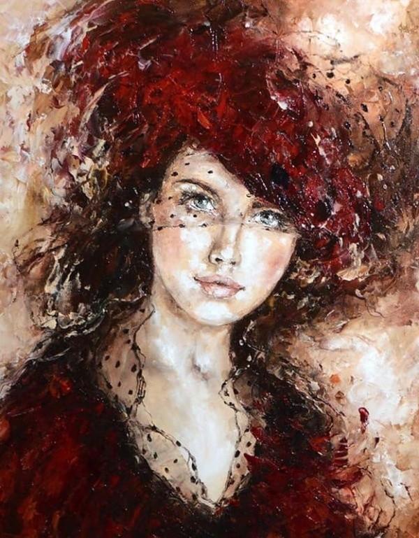 художник Эльжбета Брожек (Elzbieta Brozek) картины – 21