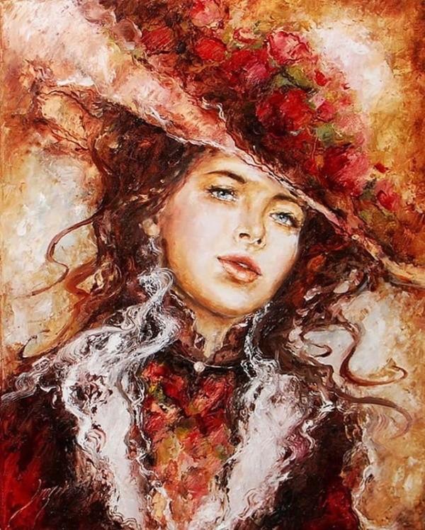 художник Эльжбета Брожек (Elzbieta Brozek) картины – 22
