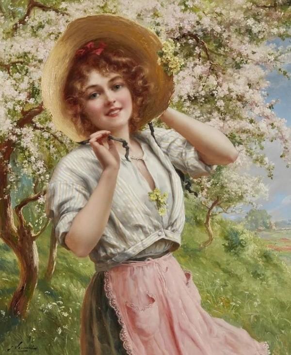 художник Эмиль Вернон (Emile Vernon) картины – 21