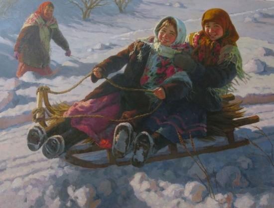 художник Евгений Балакшин картины – 04