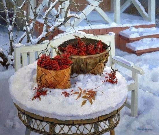 художник Евгений Балакшин картины – 12