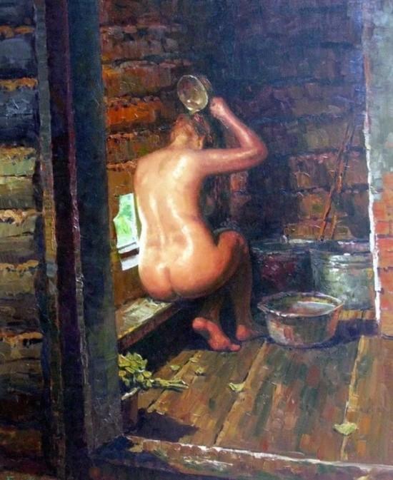 художник Евгений Балакшин картины – 13