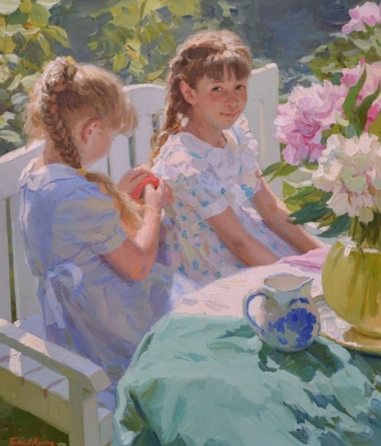 художник Евгений Балакшин картины – 16