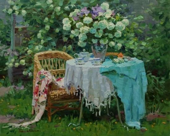 художник Евгений Балакшин картины – 17