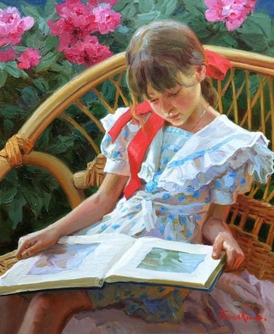 художник Евгений Балакшин картины – 19