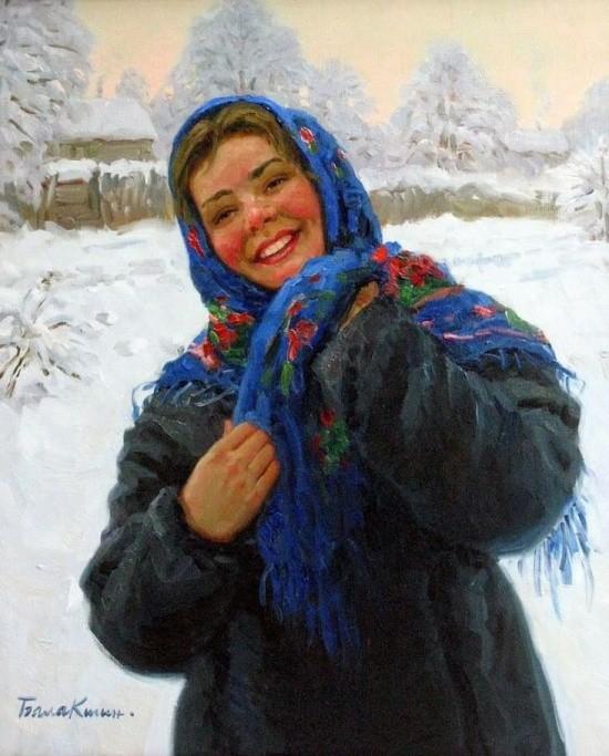 художник Евгений Балакшин картины – 23
