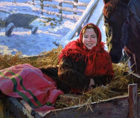 художник Евгений Балакшин картины – 31