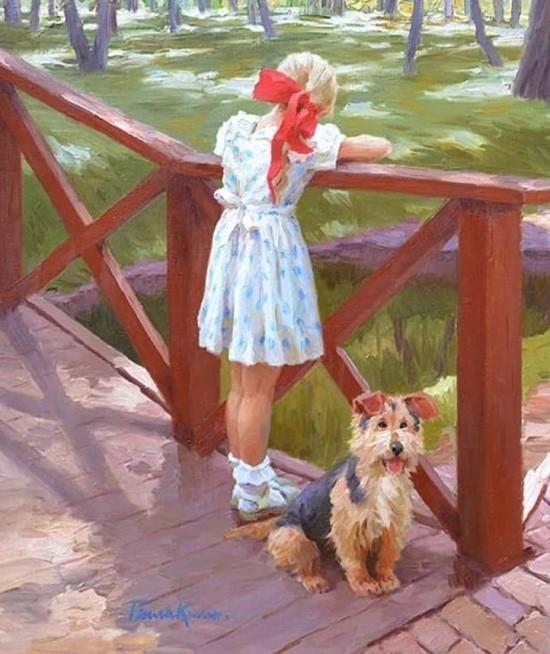 художник Евгений Балакшин картины – 37