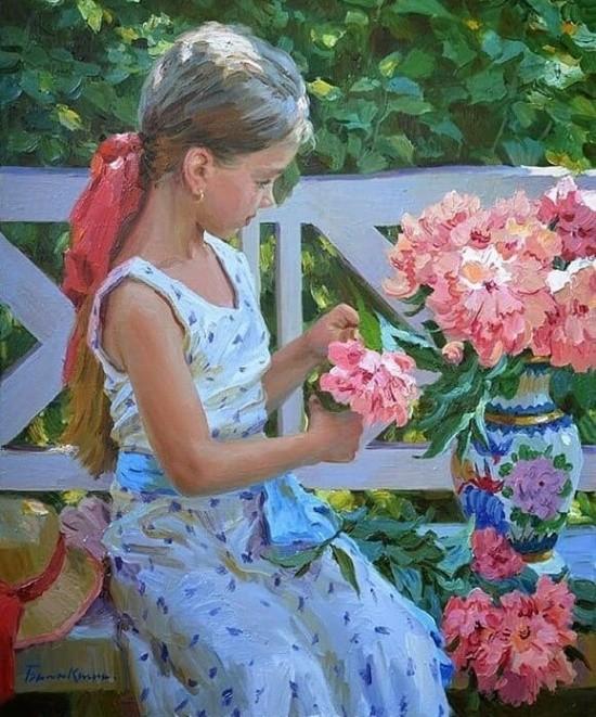 художник Евгений Балакшин картины – 38