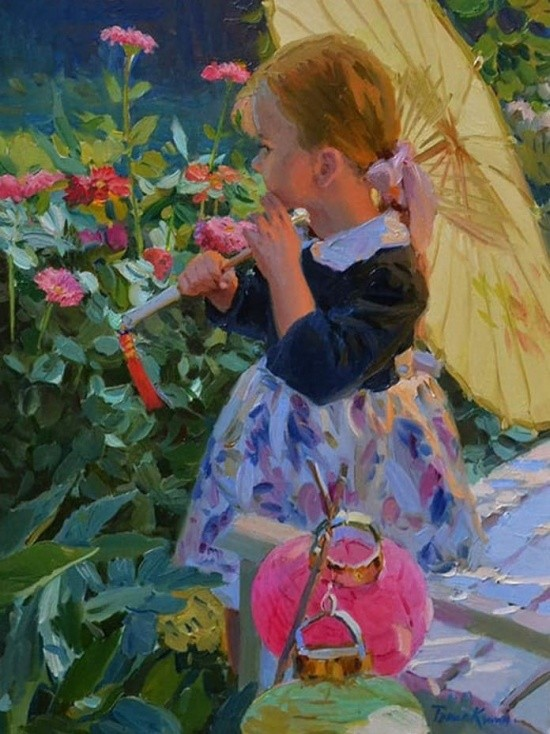 художник Евгений Балакшин картины – 40