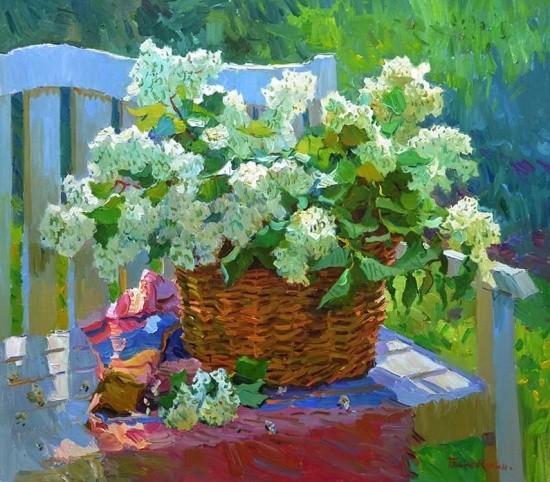 художник Евгений Балакшин картины – 43