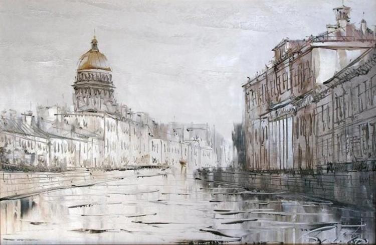 художник Евгений Бойко картины – 03