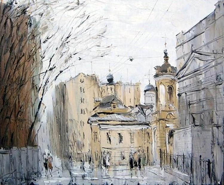художник Евгений Бойко картины – 09