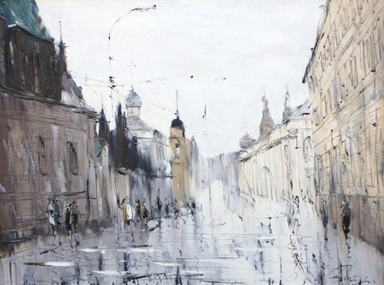 художник Евгений Бойко картины – 15
