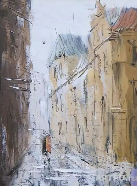 художник Евгений Бойко картины – 19