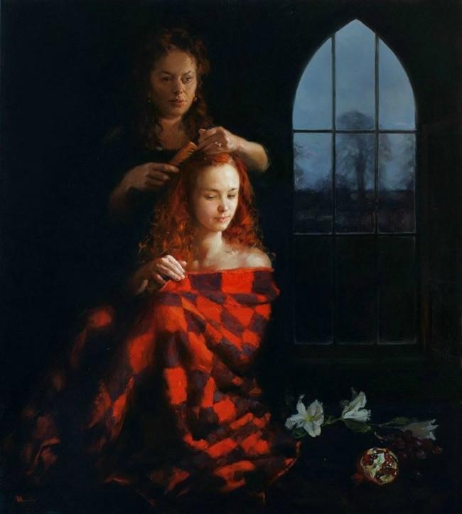 художник Евгений Монахов картины – 33