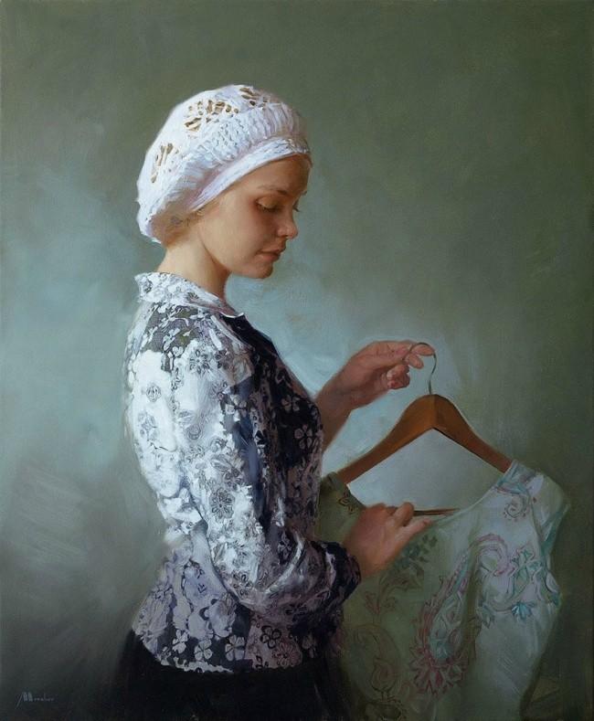 художник Евгений Монахов картины – 34