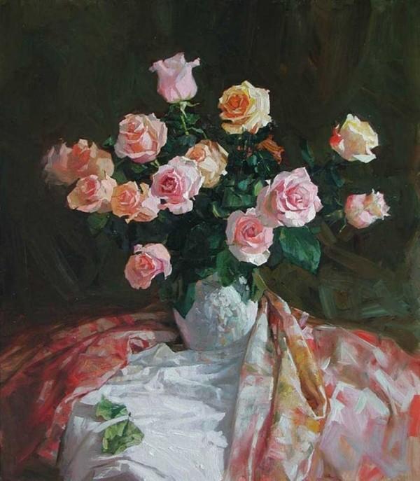 художник Евгений Монахов картины – 36
