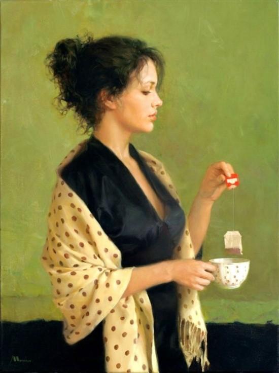 художник Евгений Монахов картины – 39