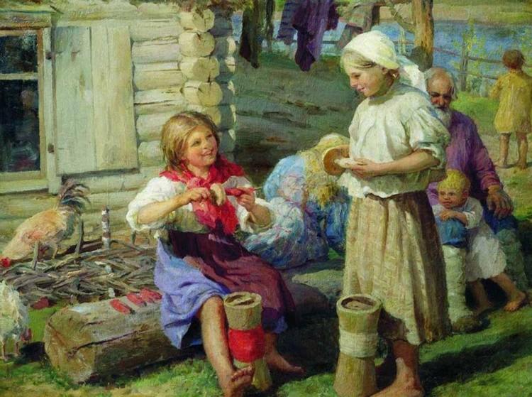 художник Федот Сычков картины – 02