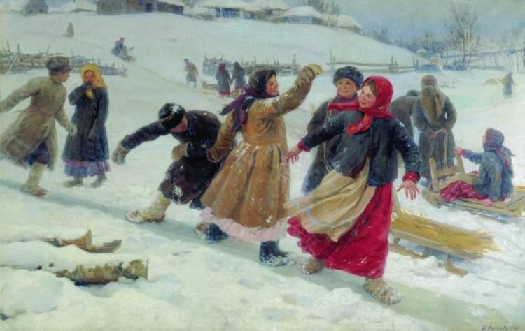 художник Федот Сычков картины – 03