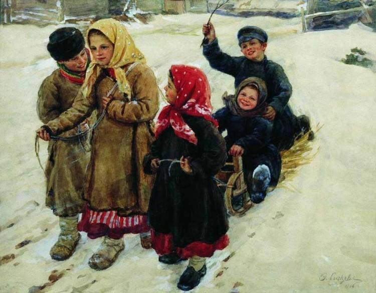 художник Федот Сычков картины – 04