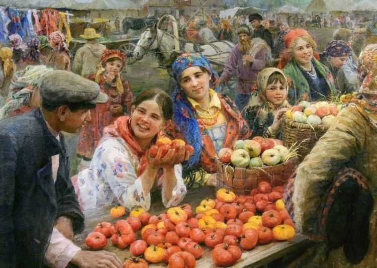 художник Федот Сычков картины – 08