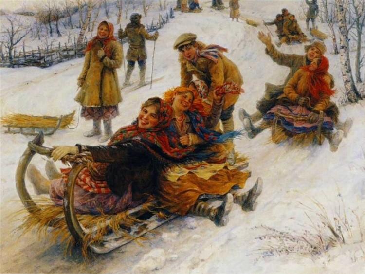 художник Федот Сычков картины – 10