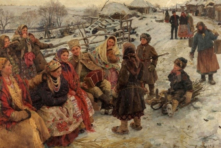 художник Федот Сычков картины – 14