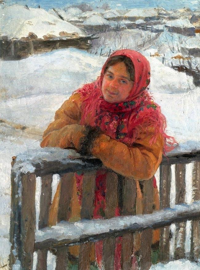 художник Федот Сычков картины – 26