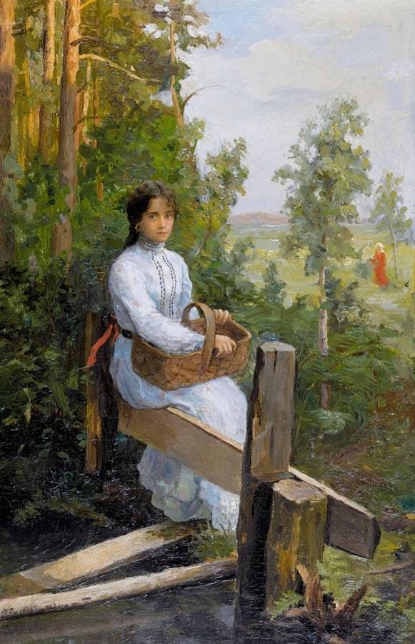 художник Федот Сычков картины – 32