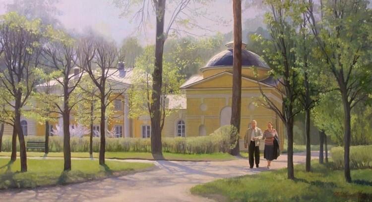 художник Филипп Кубарев картины – 18