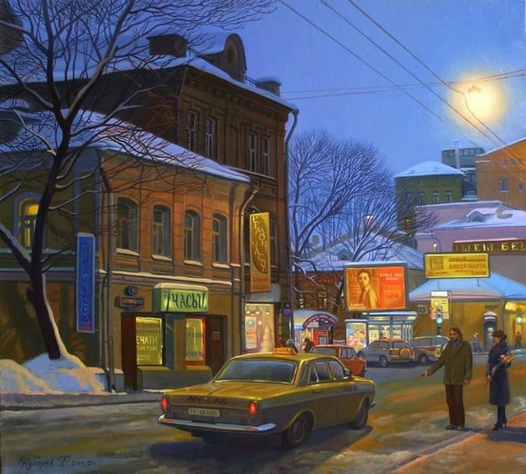художник Филипп Кубарев картины – 23