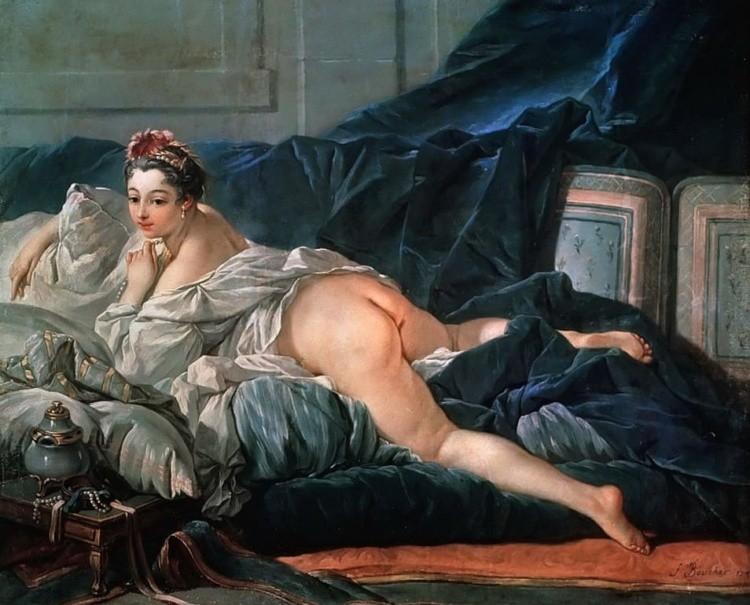 художник Франсуа Буше (Francois Boucher) картины – 05