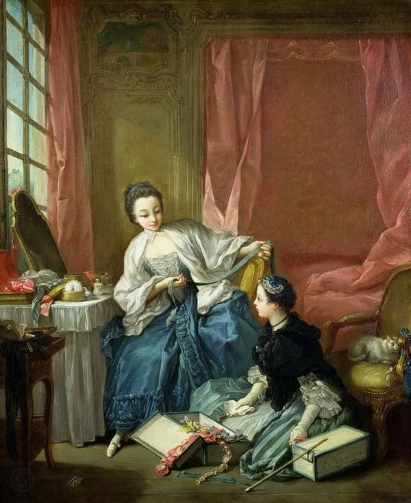 художник Франсуа Буше (Francois Boucher) картины – 10