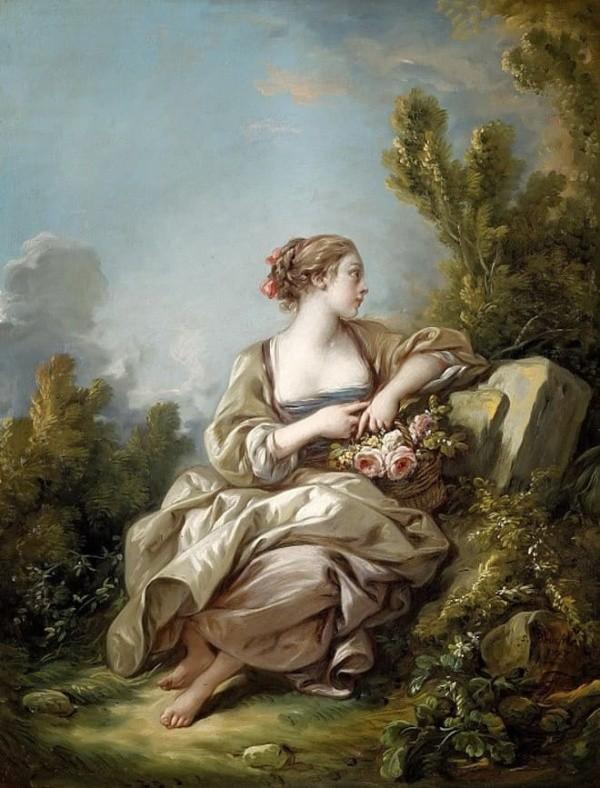 художник Франсуа Буше (Francois Boucher) картины – 11