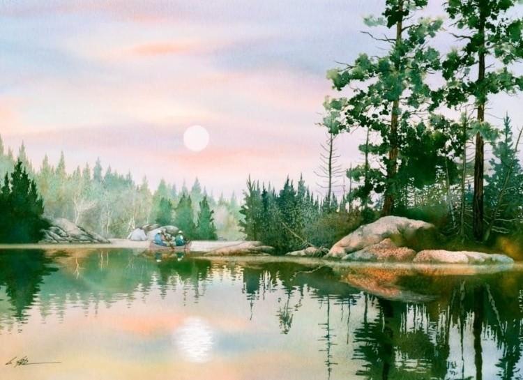 художник Gary Spetz картины – 05
