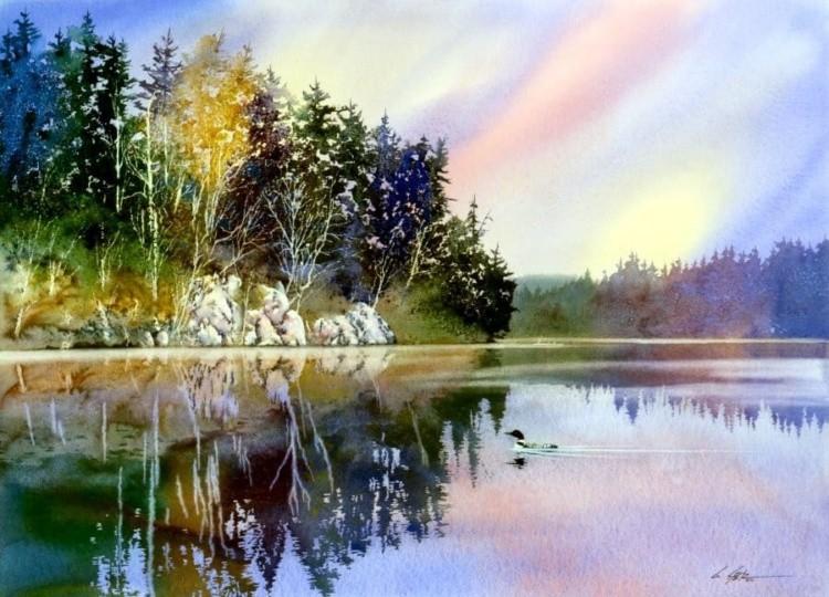 художник Gary Spetz картины – 16
