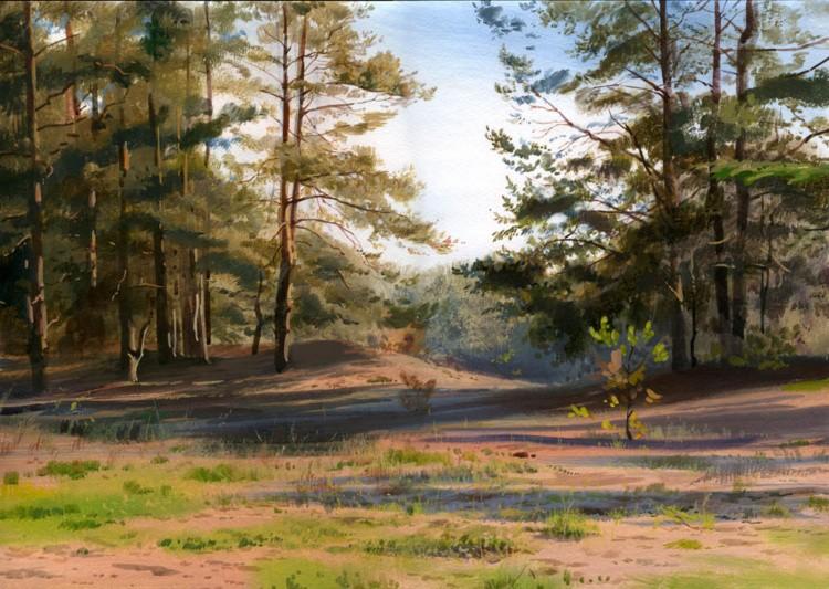 художник Григорий Лозинский картины – 03