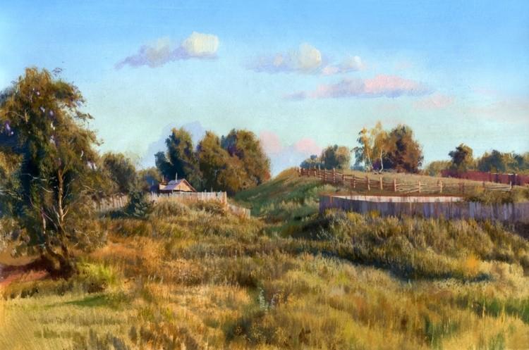 художник Григорий Лозинский картины – 06