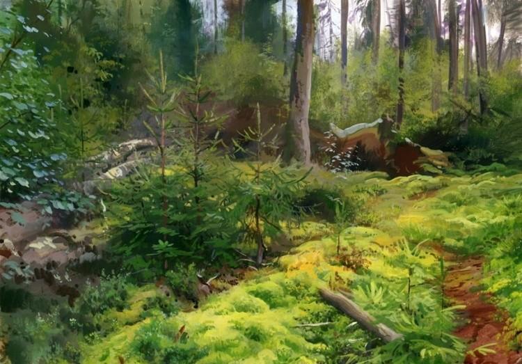 художник Григорий Лозинский картины – 17