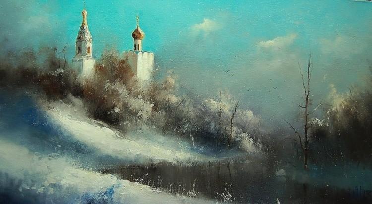 художник Игорь Медведев картины – 03