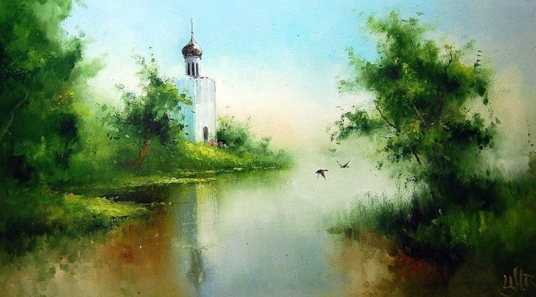 художник Игорь Медведев картины – 08