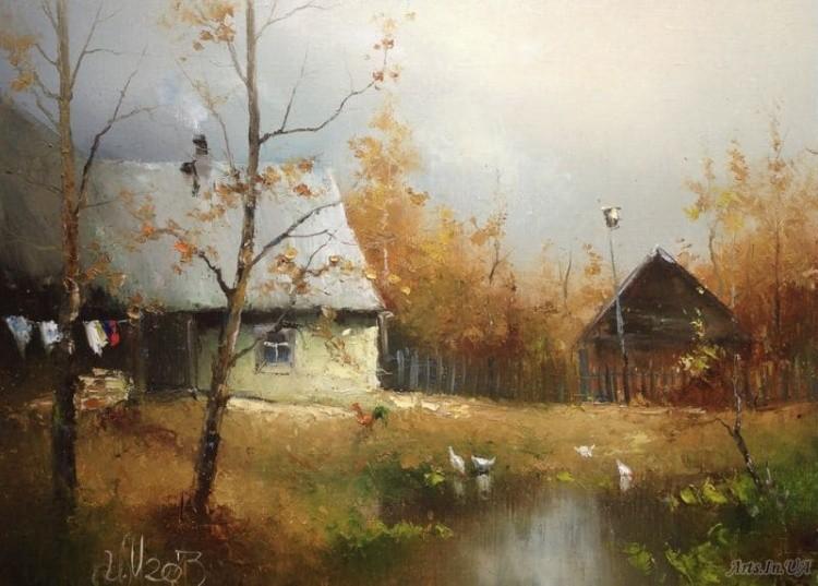 художник Игорь Медведев картины – 23