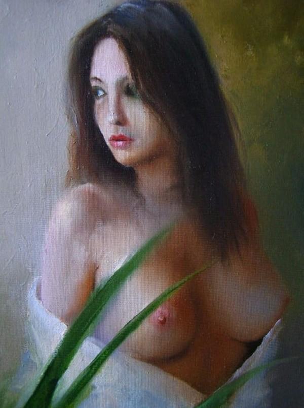 художник Игорь Медведев картины – 27