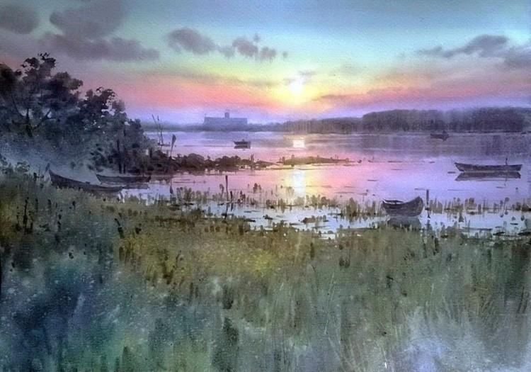 художник Илья Горгоц картины – 03