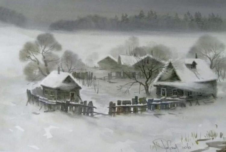 художник Илья Горгоц картины – 06
