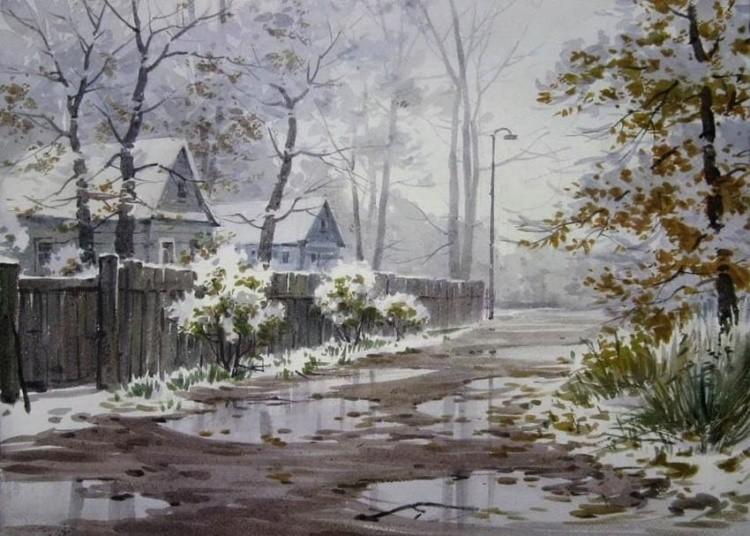 художник Илья Горгоц картины – 07