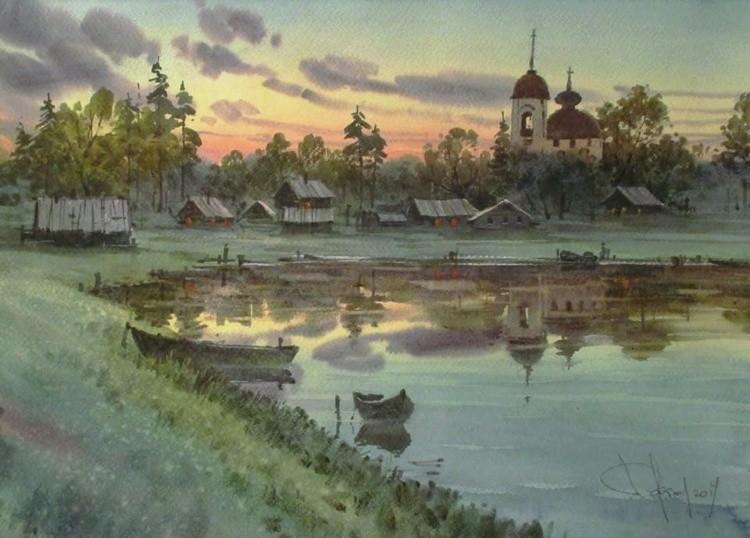 художник Илья Горгоц картины – 08