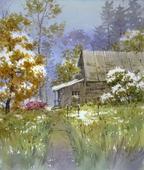художник Илья Горгоц картины – 10